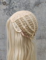 Cosplay wig / blond / straight / without bangs 60cm | N35 Banana