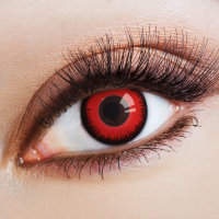 Red Cosplay Contactlenses Red Nights