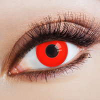 Red Cosplay Contact Lenses Law of Desire