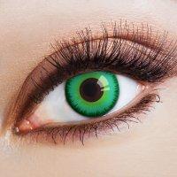 Green contact lenses Magic Green Eye