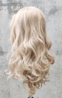Blond Lace Front wig 60cm curly | N37 Light Blond &...