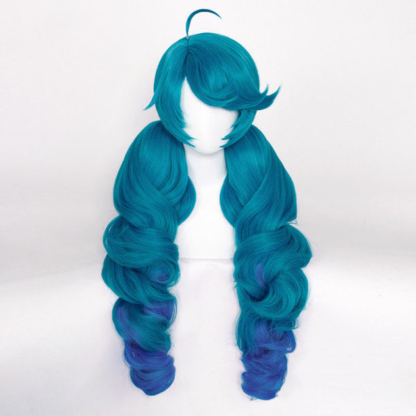 Cosplay wig League of Legends LOL - Gwen Style