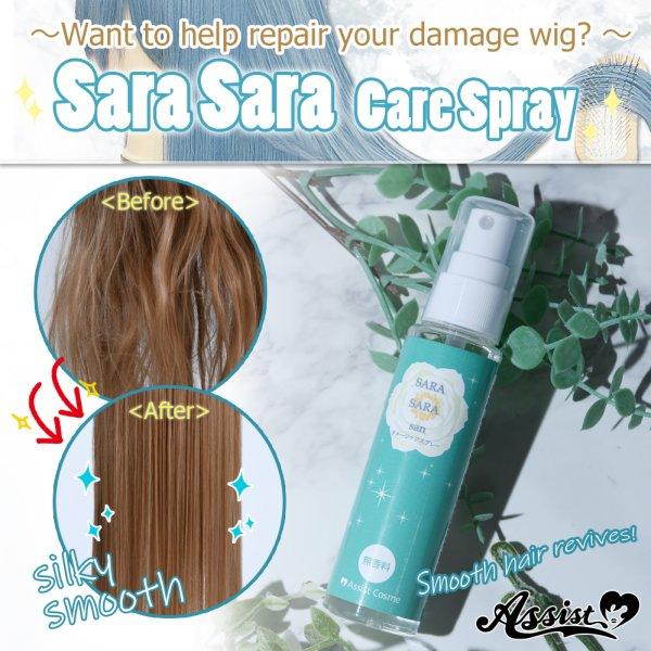 * Assist Original * Damage Care Spray for Wigs Sarasara-San